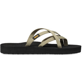Teva Olowahu Sandals Dame burnt olive